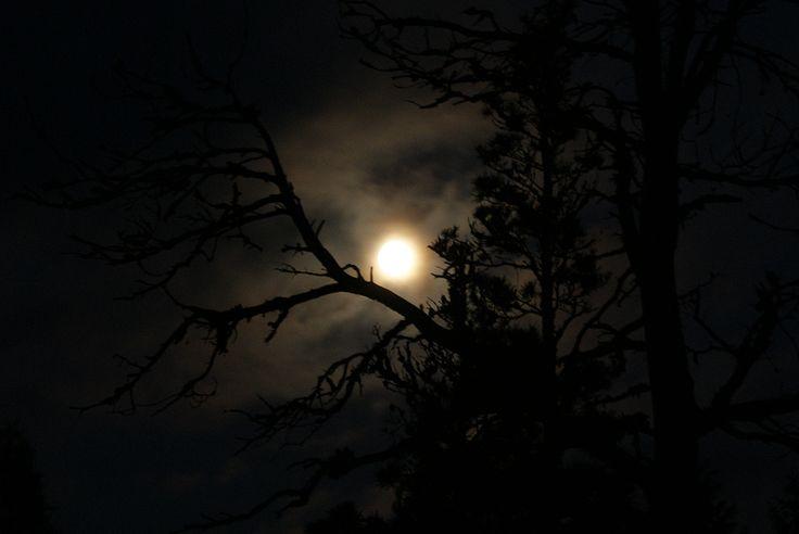 July full moon.