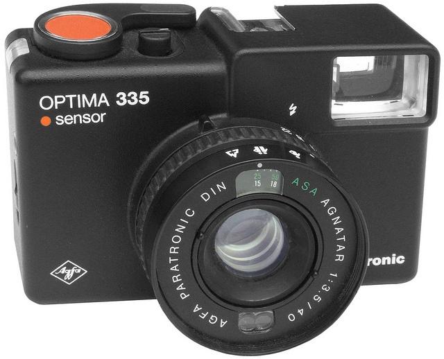 Optima Sensor 335