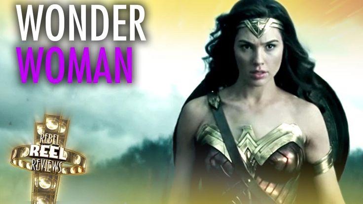 "Ben Davies: Wonder Woman is ""a great Christ-like figure""   Rebel Reel Re..."