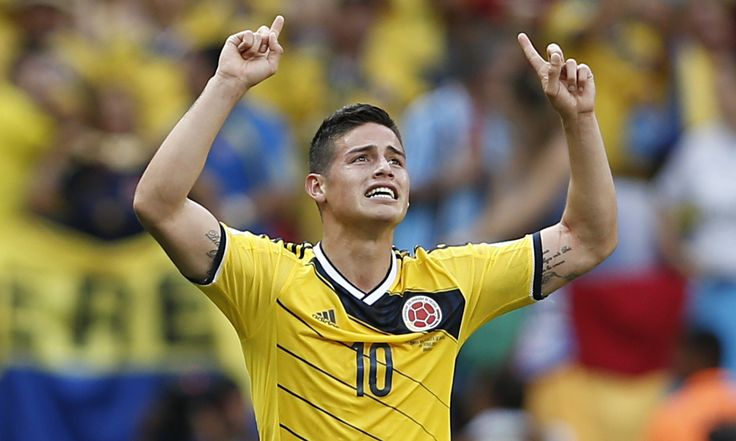 James Rodríguez: the meteoric rise of a new Colombian football superstar