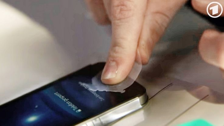 """GESTERN IM ARD-""""TATORT"""" Überlistet ein gefälschter Finger wirklich das iPhone?"""
