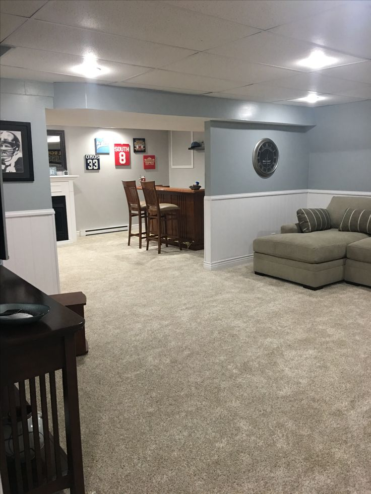 14 best basement ideas images on Pinterest | Basement ideas, Ping ...