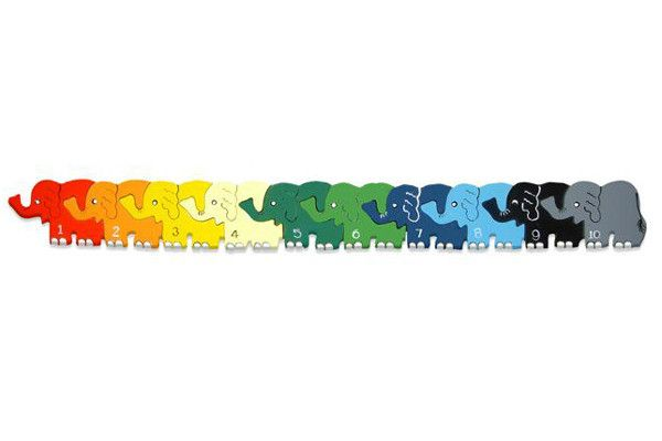 Alphabet Zoo jigsaw