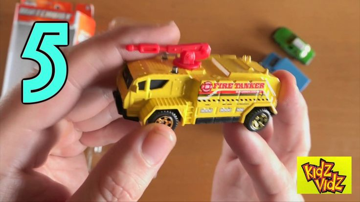 Counting with Matchbox Cars 2 | Storyteller Media