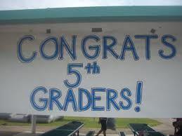 jyjoyner counselor: Planning a 5th grade graduation