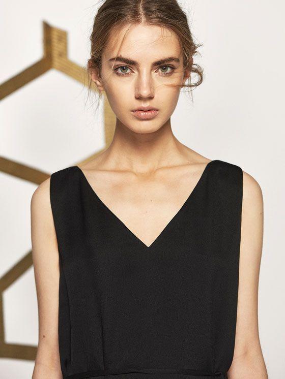 Elegant Women's Dresses & Skirts | Massimo Dutti