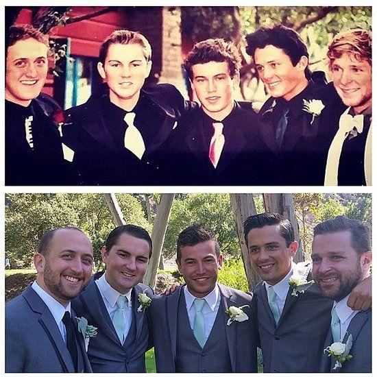 The Laguna Beach guys, 10 years later!