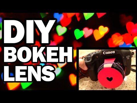 ▶ DIY Bokeh Lens - Man Vs. Pin #41 - YouTube