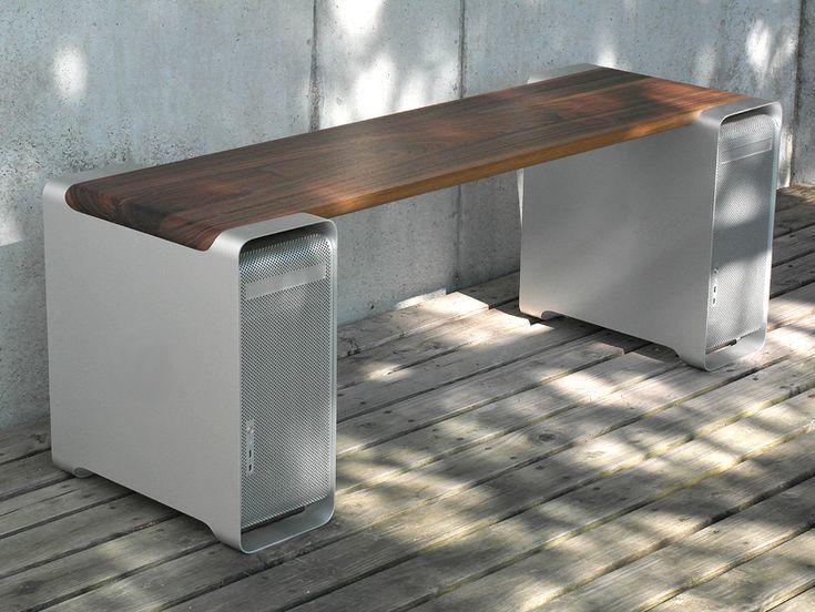 Hur gamla Power Mac-chassin kan bli snygga möbler - Array.se