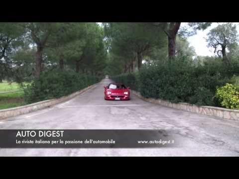 Ferrari F355 Spider - Un sound che arriva al cuore