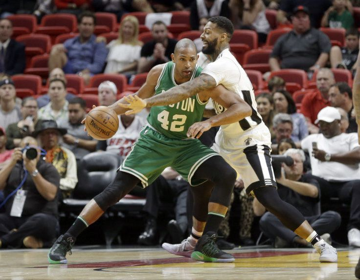 """What is NBA Twitter's beef with Al Horford? = NBA Twitter can be a glorious place, a place where people across the globe can watch, discuss, and dissect the game we all love. There are also mini battles — think """"eye test"""" vs. numbers, or even...."""