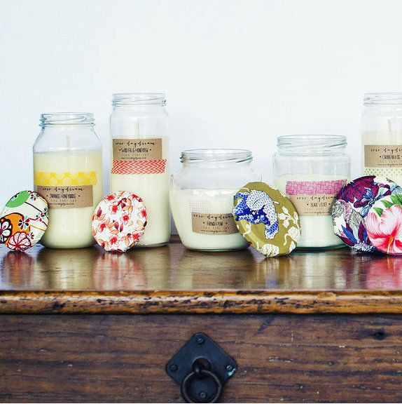 Coco Daydream have a simple philosophy – to create something of high quality that is both beautiful, handmade & luxurious with as little impact on the environment as possible, and to keep it local. They achieve this by using eco-soy wax that is sustainably farmed and their packaging is sourced locally. You can even re-use the cute jar!