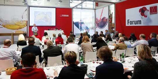 Tecnovino feria del vino ProWein 2017 Forum