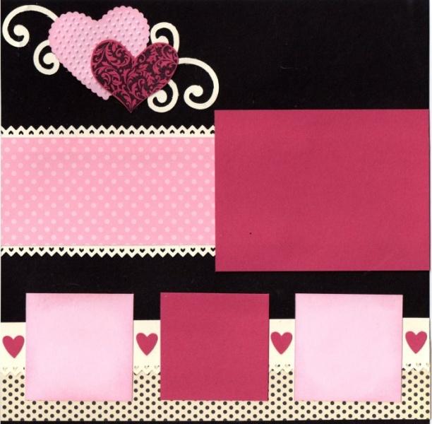 175 best scrap valentines day images on pinterest scrapbook