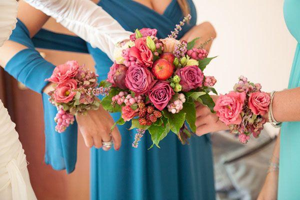 Un matrimonio fai da te in vigna: Eleonora e Andrea