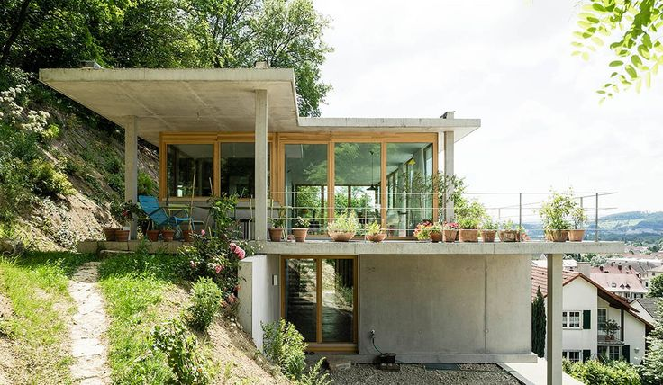 360°: Haus Am Hang In Wyhlen