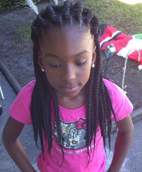 Braid Girl Hairstyle: 40 Splendid Braid Styles For Girls