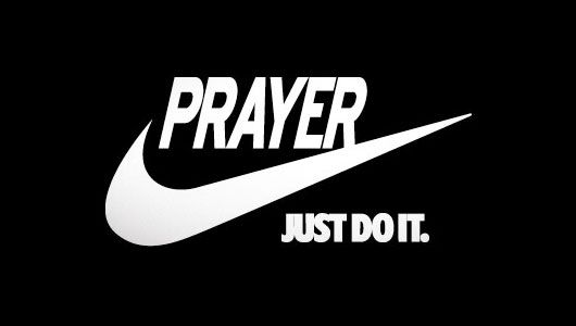 Prayer isn't always easy but it's always necessary