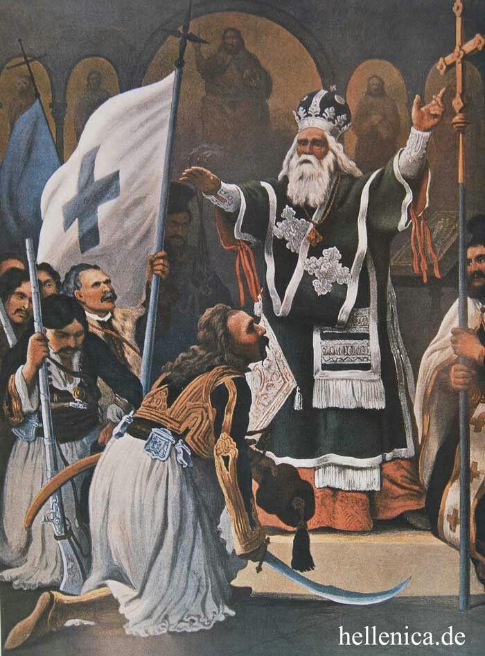 Greek Revolution 1821