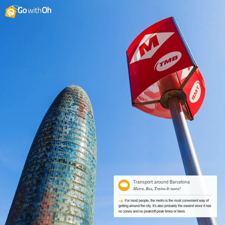 How will you navigate #Barcelona on your upcoming trip? We can answer all your questions here: www.gwo.is/bcn-transport-g #GowithOh