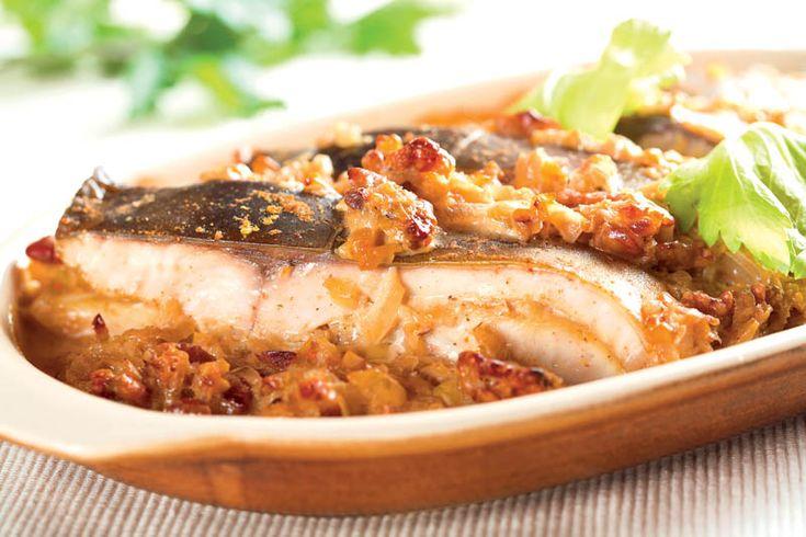 Peşte cu legume la cuptor | Retete culinare - Romanesti si din Bucataria internationala