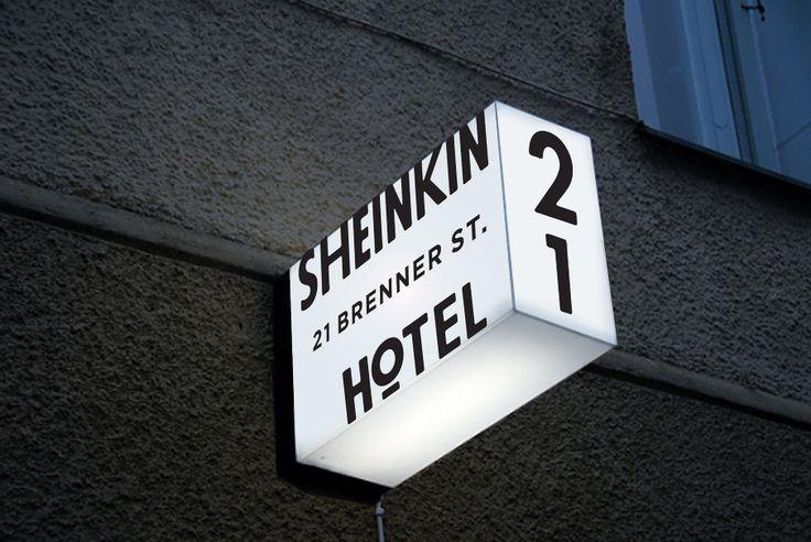 Sheinkin Hotel — Studio Ross