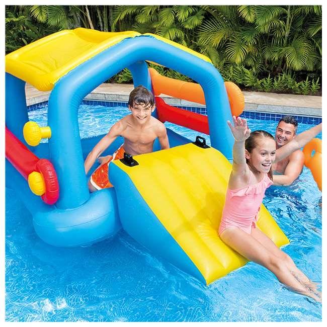 17 best ideas about inflatable island on pinterest pool for Swimmingpool aus plastik