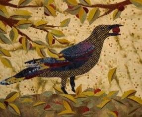 Crow with Berry: Crows Prints, Birds Art, Interesting Art, Art Inspiration, Birds Ravens, Birds Or Art, Black Birds, Families Art, Birds Noir