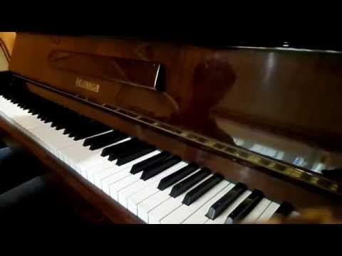 how to find a youtube piano song