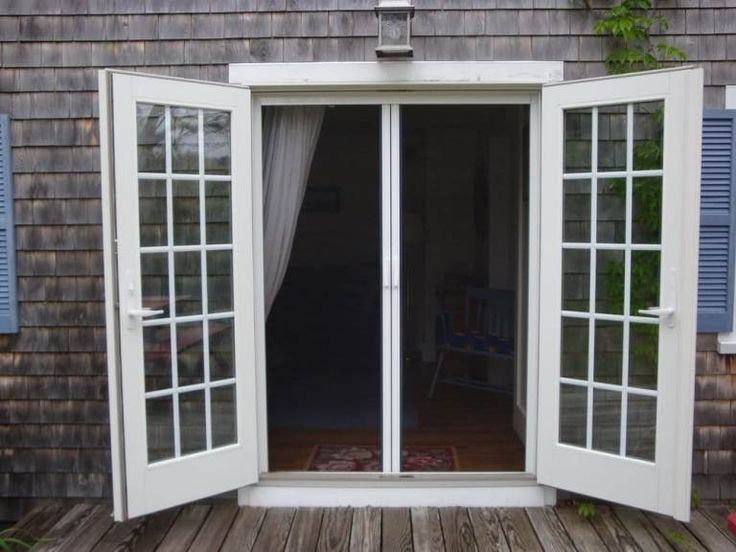 17 best ideas about French Door Screens on Pinterest | Patio door ...