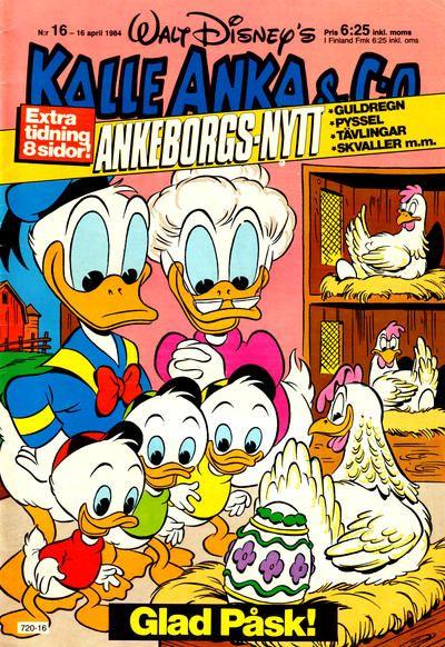 14 best easter comics images on pinterest comic book comic cover for kalle anka co hemmets journal 1957 series fandeluxe Images