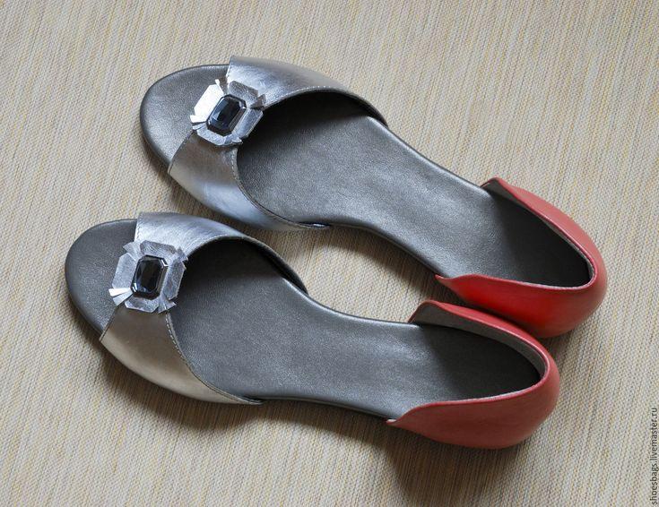 Купить Сандалии SILVER - серебряный, розовый, сандалии, сандалики, сандалики с пяткой, мягкие сандалии