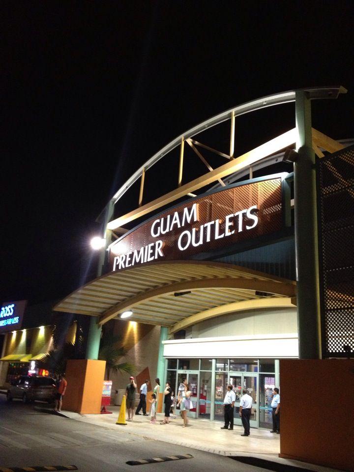 Guam Premier Outlets (GPO) in Tamuning, Tamuning
