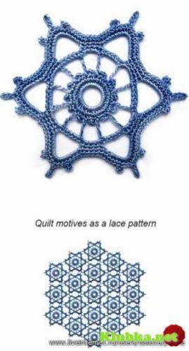 denizci dümeni motifi modeli