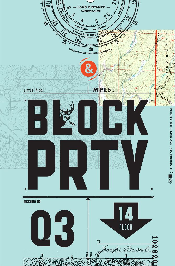 Allen Peters #blockparty