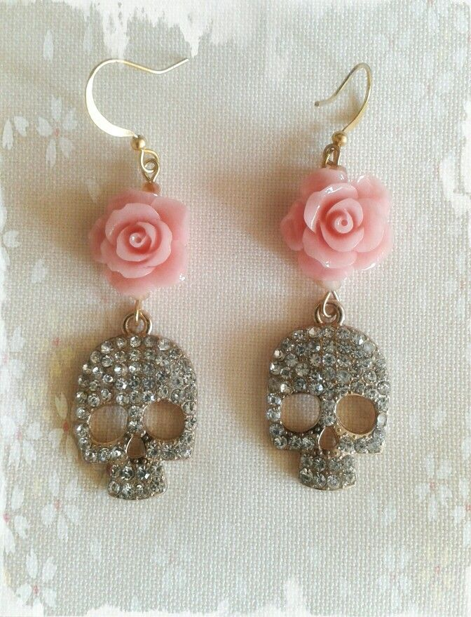 Skulls #skull jewelry