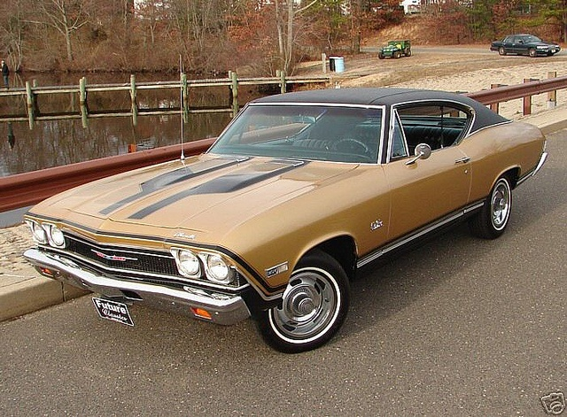 1968 chevy chevelle malibu - photo #15