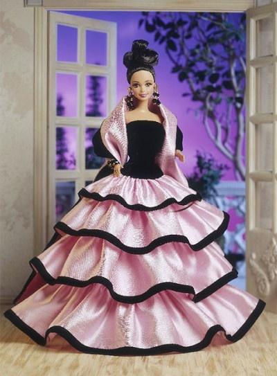 Escada Barbie Doll  Limited Edition - Mattel 1996  http://www.angelicdreamz.com/Barbie-1996-Escada-Barbie-Limited-Edition_p_3535.html