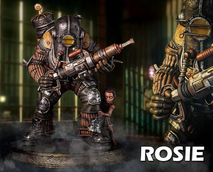 BIOSHOCK: BIG DADDY - ROSIE (PRE-ORDER)