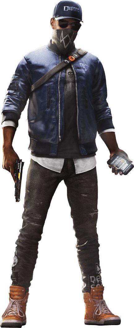 Pagina del profilo di Marcus | Sito Internet ufficiale di Watch_Dogs 2 | Ubisoft