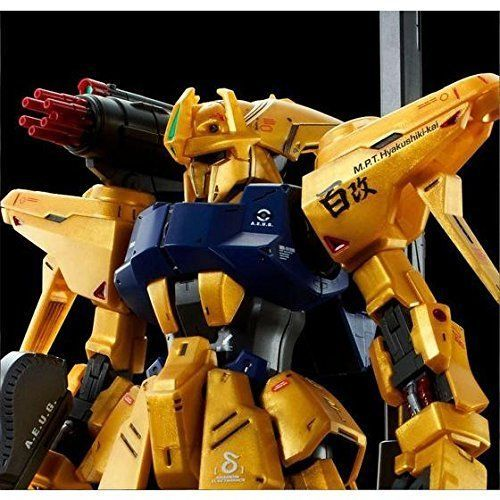 Gundam MG 1/100 Mass production type 100 type reform Bandai Japan Figure Doll