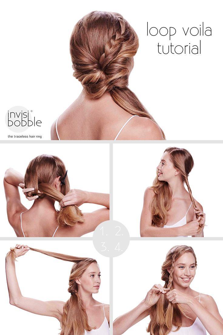 Hairstyle Tutorials 18 Best Hair Tutorialsdenise Bredtmann Images On Pinterest