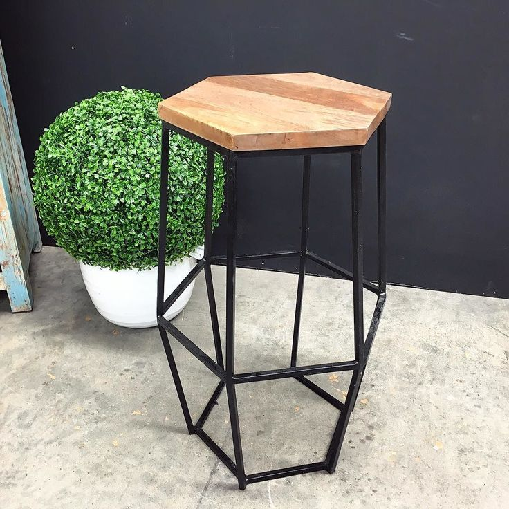 Hex Canalside Interiors Hex Bar Stool Is Available In 3 Colours