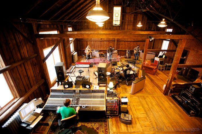 3rd Stone Images: Waylon Speed Recording Session 03/12-13/11