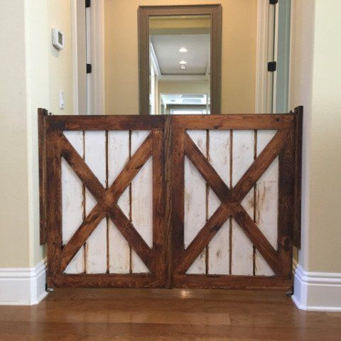 Double X Saloon Doors Baby Gates Pinterest Doors Barn And