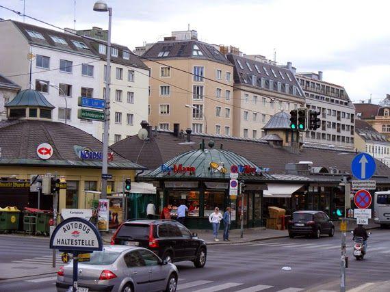 blogdetravel: Jurnal de călătorie, Viena 2008 - Naschmarkt