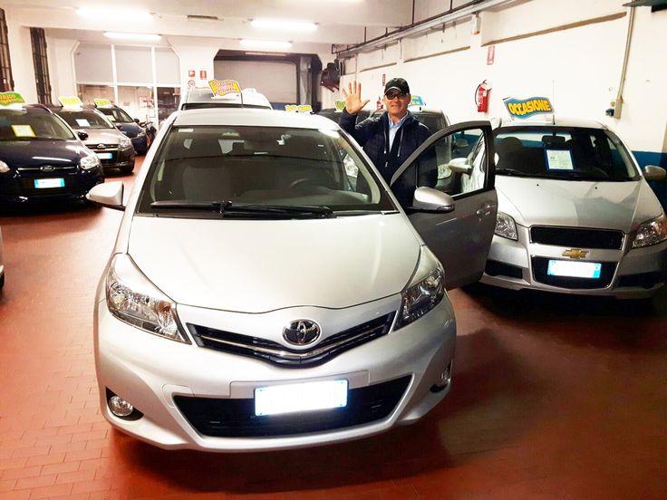 Auto Cicognara: Auto Usate e Service a Milano - 3939578915 (anche WhatsApp)  Grande Renato, 5 auto acquistate da Auto Cicognara. Grazie per la fiducia !  Se anche tu sei alla ricerca di un'auto usata come questa, guarda tutte le disponibilità al seguente link: http://www.autocicognara.it/AC15/list.php  STAY TUNED !!!  #AutoCicognara #AutoUsate #Officina #Carrozzeria #CambioOlio #TagliandoAuto #PastiglieFreni #RevisioneAuto #Milano #AC63MI #WhatsApp #Yoyota #Yaris #Lounge
