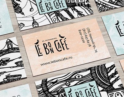 "Check out new work on my @Behance portfolio: ""Le Bon Cafe Identity"" http://be.net/gallery/37868081/Le-Bon-Cafe-Identity"
