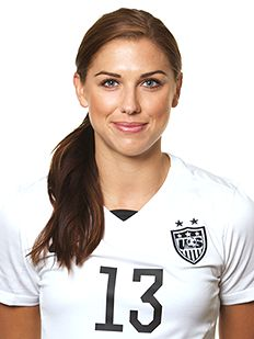 Alex Morgan What about the FIFA Women's World Cup in Canada?