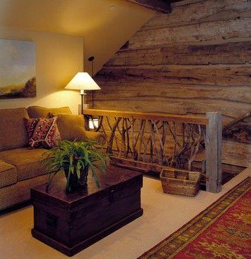rivestimenti in legno rustici